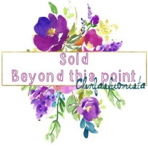 Other - 💗Sold beyond this point💗